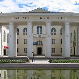 Дворцы и дома культуры Нижней Омки