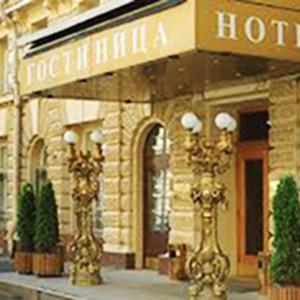 Гостиницы Нижней Омки