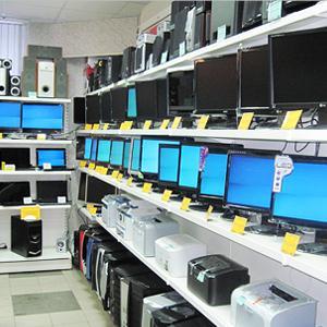 Компьютерные магазины Нижней Омки