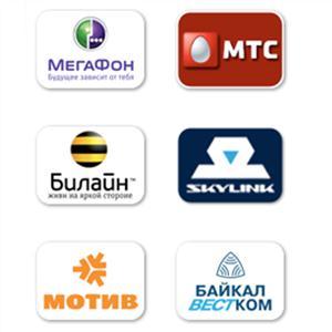 Операторы сотовой связи Нижней Омки