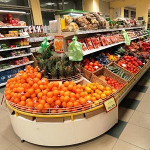 Супермаркеты Нижней Омки