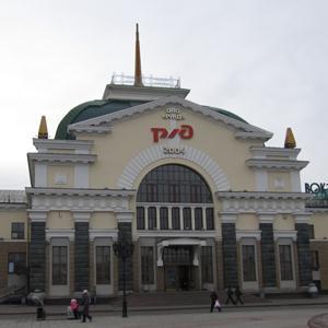 Железнодорожные вокзалы Нижней Омки