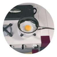Кафе Теремок - иконка «кухня» в Нижней Омке